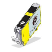 Inkedibles Edible Ink Cartridge for Canon CLI-251Y (Yellow)