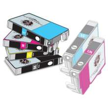Inkedibles Edible Ink Cartridge Multi-pack for Epson T079 Series (6 pack)
